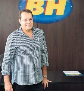 Resultado de imagem para Pedro Lourenço, dono da redeSupermercados BH